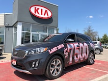 2018 Kia Sorento 2.0L SX TURBO SUNROOF / NAVIGATION