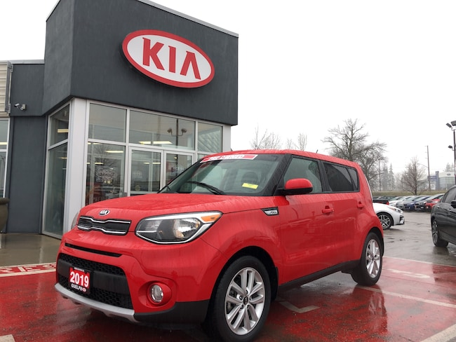 2019 Kia Soul EX HEATED SEATS / BACKUP CAMERA