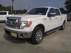 2012 Ford F-150 Lariat Crew Cab Short Bed Truck