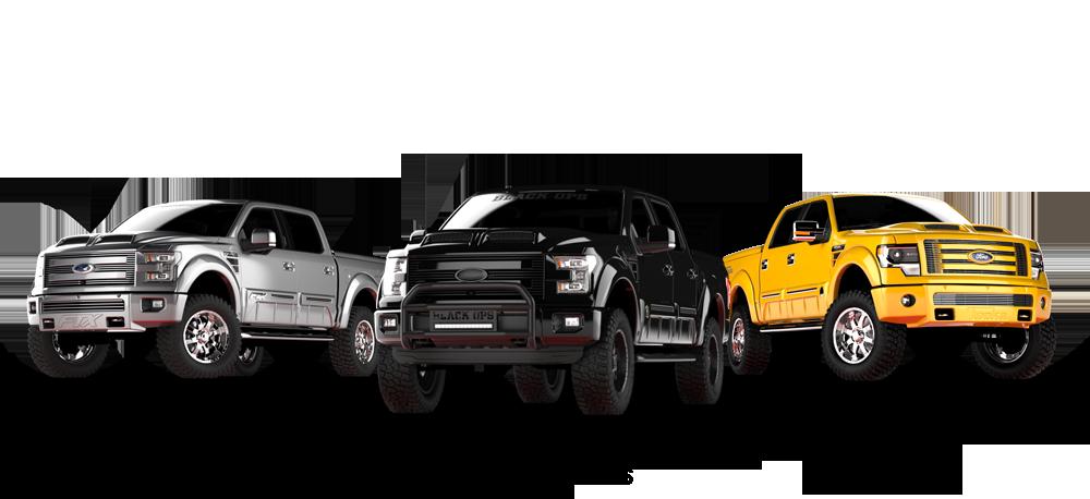 Tuscany F Series Ftx Black Ops Tonka Custom Lifted Trucks Near