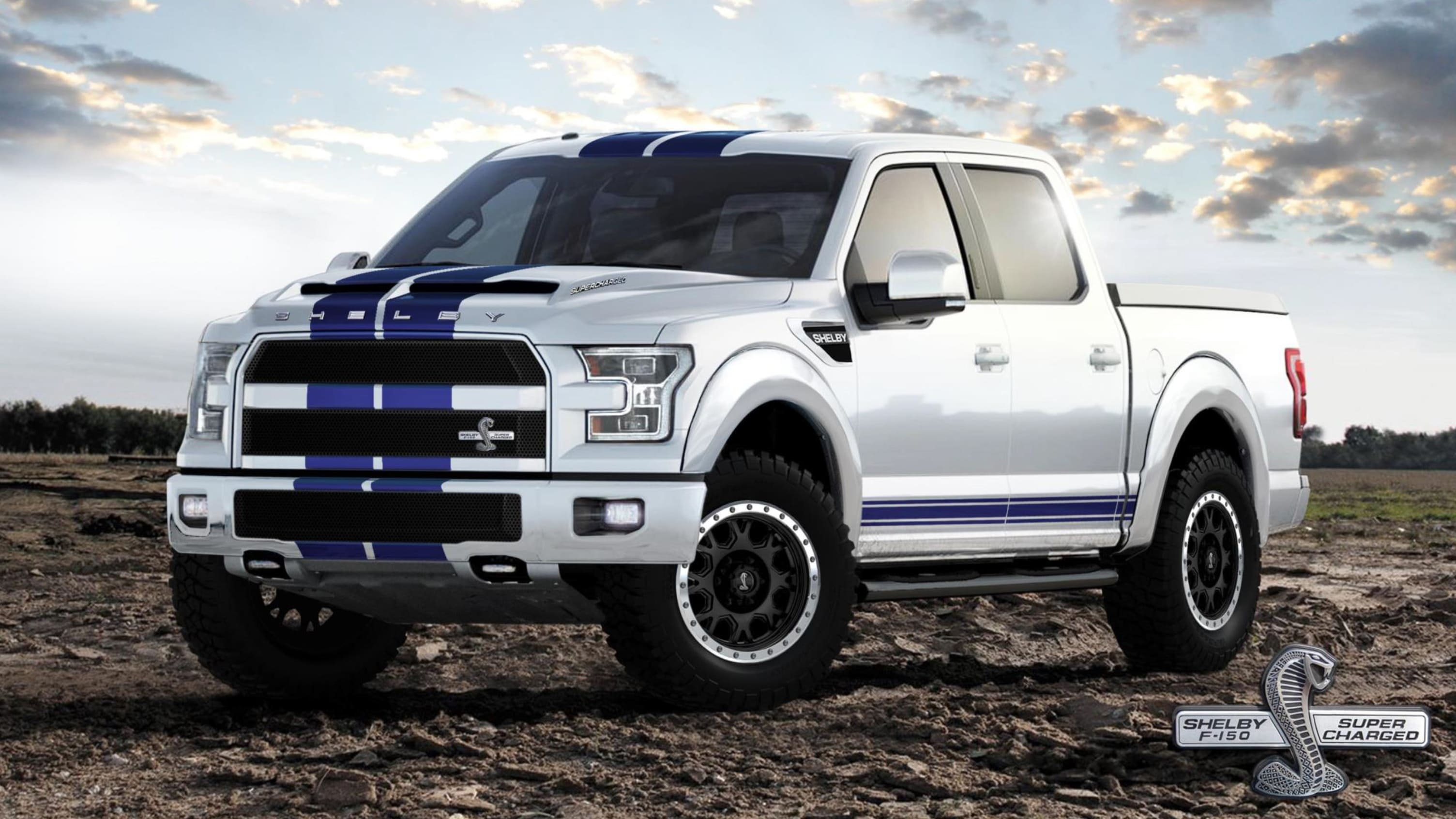 Ford Shelby Truck >> Custom Shelby F 150 At Gullo Ford Of Conroe Serving The Woodlands