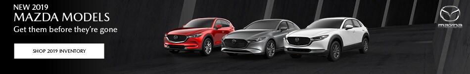 New 2019 Mazda Models