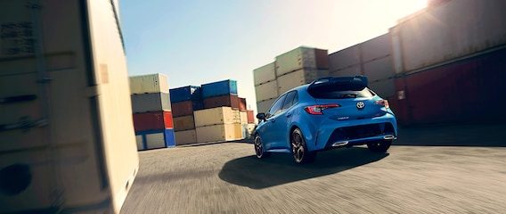 2019 Toyota Corolla Hatchback For Sale in Conroe, TX