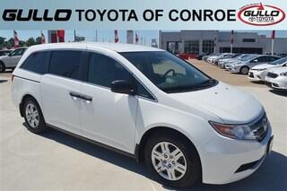 2013 Honda Odyssey LX Minivan/Van