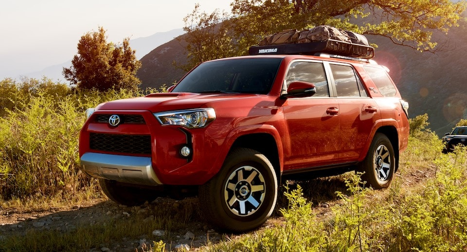 2019 Toyota 4Runner TRD Offroad Premium in Conroe