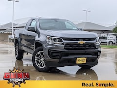 2021 Chevrolet Colorado WT Truck Extended Cab