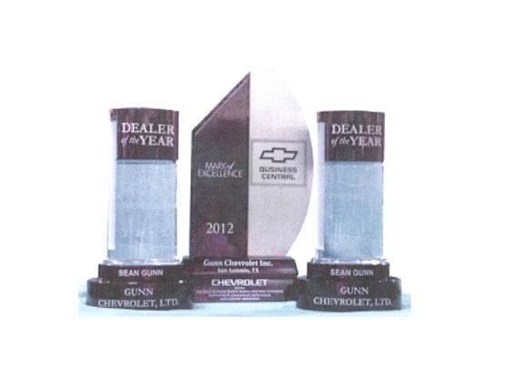 Awards Gunn Fleet