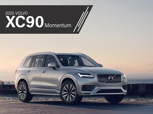 2020 Volvo XC90 lease in south florida