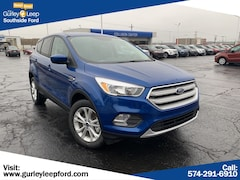 New 2019 Ford Escape SE SUV 1FMCU9GD6KUA52867 SouthBend,IN