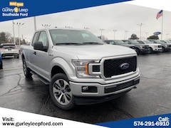 New 2019 Ford F-150 STX Truck SuperCab Styleside 1FTFX1E52KFA34067 SouthBend,IN
