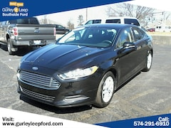 Used 2016 Ford Fusion SE 4dr Car 1FA6P0H74G5127540 SouthBend,IN