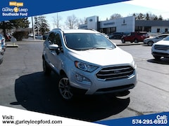 New 2019 Ford EcoSport Titanium SUV SouthBend,IN