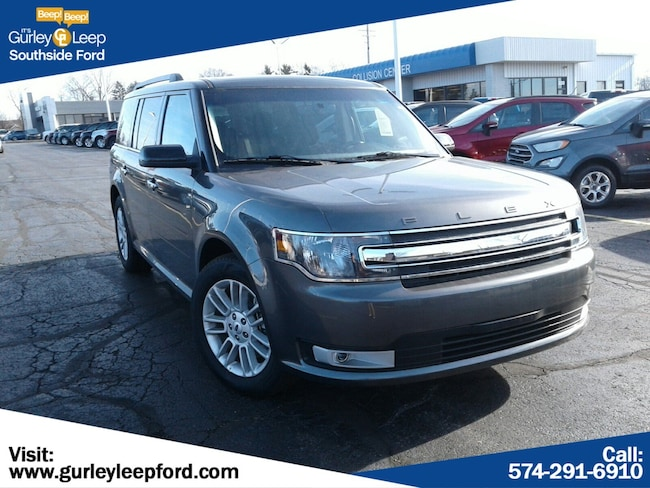 New 2019 Ford Flex SEL SUV in South Bend, IN