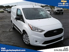 New 2019 Ford Transit Connect XLT Van Cargo Van NM0LS7F27K1392722 SouthBend,IN