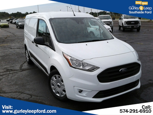 New 2019 Ford Transit Connect XLT Van Cargo Van in South Bend, IN