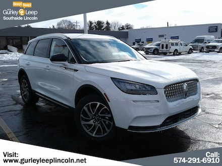 New Featured 2021 Lincoln Corsair Standard SUV for sale near you in South Bend, IN