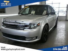 Used 2016 Ford Flex SEL Sport Utility 2FMHK6C89GBA12766 SouthBend,IN