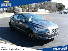 New 2019 Ford Fusion SE Sedan SouthBend,IN