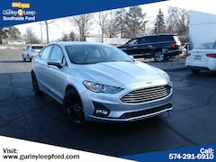 New 2019 Ford Fusion SE Sedan 3FA6P0HD9KR131479 SouthBend,IN