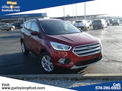 New 2019 Ford Escape SEL SUV 1FMCU9HD9KUA40503 SouthBend,IN