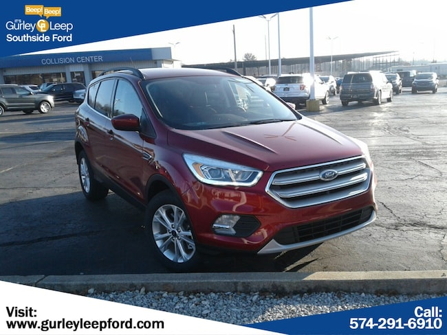 New 2019 Ford Escape SEL SUV in South Bend, IN