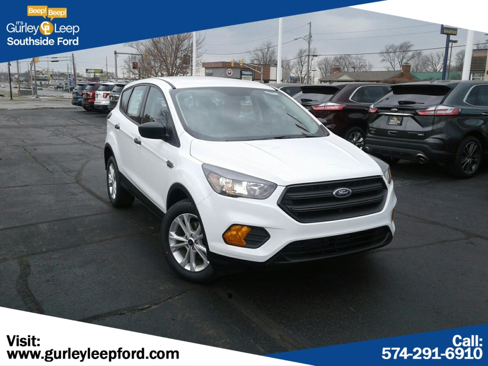 New Featured 2019 Ford Escape S SUV for sale near you in South Bend, IN