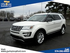 Used 2016 Ford Explorer XLT Sport Utility SouthBend,IN
