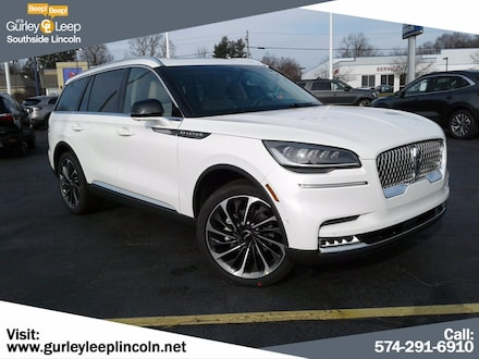 New Featured 2021 Lincoln Aviator Reserve SUV for sale near you in South Bend, IN