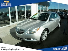 Bargain 2011 Buick Regal CXL Turbo TO2 4dr Car for sale near you in South Bend, IN