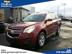 Used 2015 Chevrolet Equinox LT Sport Utility 2GNALBEKXF6387777 SouthBend,IN