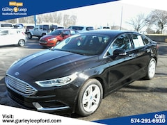 Used 2018 Ford Fusion SE 4dr Car 3FA6P0HD9JR202856 SouthBend,IN