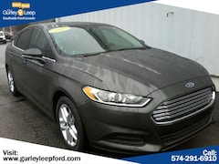 Used 2016 Ford Fusion SE 4dr Car 3FA6P0HD1GR282078 SouthBend,IN