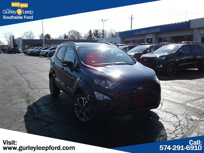 New 2019 Ford EcoSport SES SUV in South Bend, IN