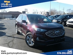 New 2019 Ford Edge SEL SUV 2FMPK4J93KBB08591 SouthBend,IN