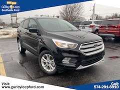 New 2019 Ford Escape SE SUV 1FMCU0GD3KUA03881 SouthBend,IN