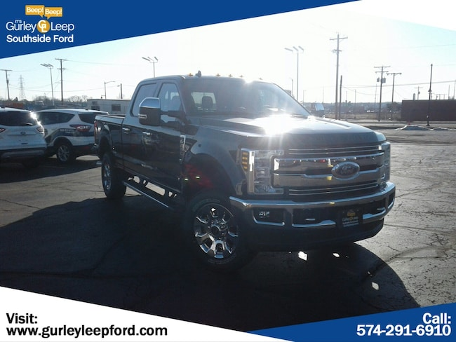 New 2019 Ford F-250 Truck Crew Cab in South Bend, IN