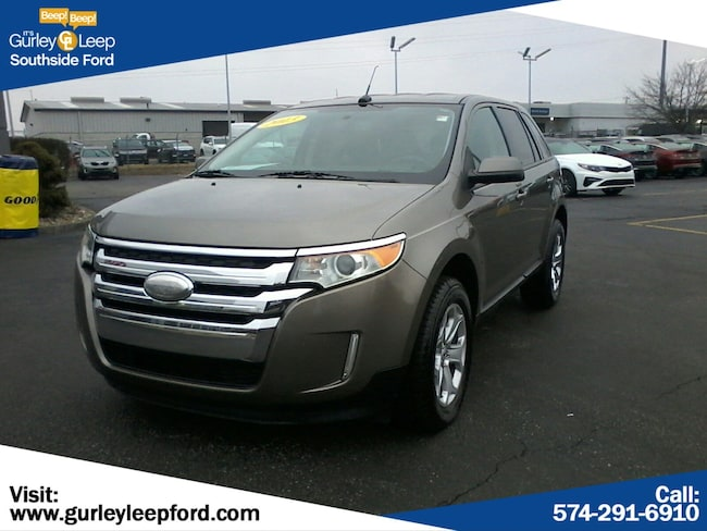 Used 2013 Ford Edge SEL Sport Utility in South Bend, IN