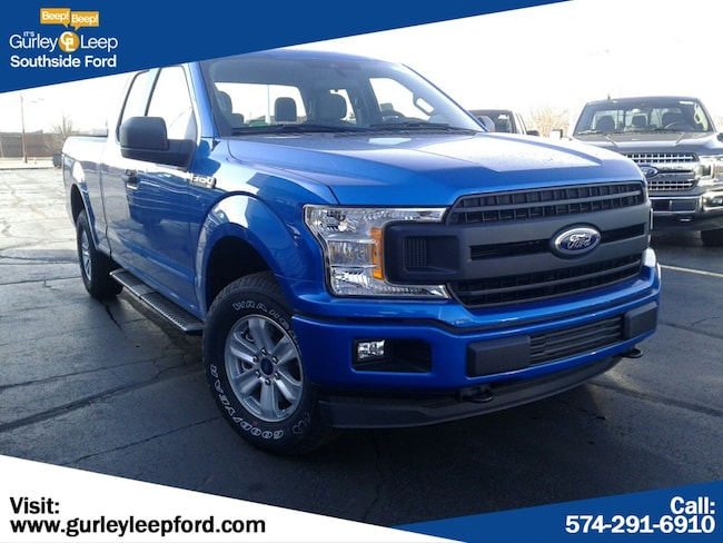 New 2019 Ford F-150 Truck SuperCab Styleside in South Bend, IN