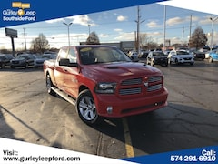 Used 2014 Ram 1500 Sport Crew Cab Pickup 1C6RR7UT3ES404939 SouthBend,IN