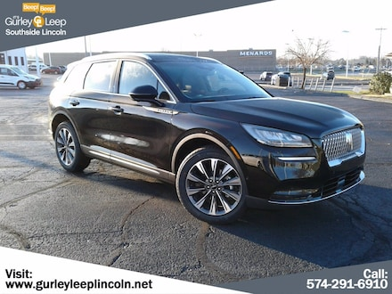 New Featured 2021 Lincoln Corsair Reserve SUV for sale near you in South Bend, IN