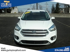 Certified Pre-Owned 2017 Ford Escape SE Sport Utility for sale near you in South Bend, IN