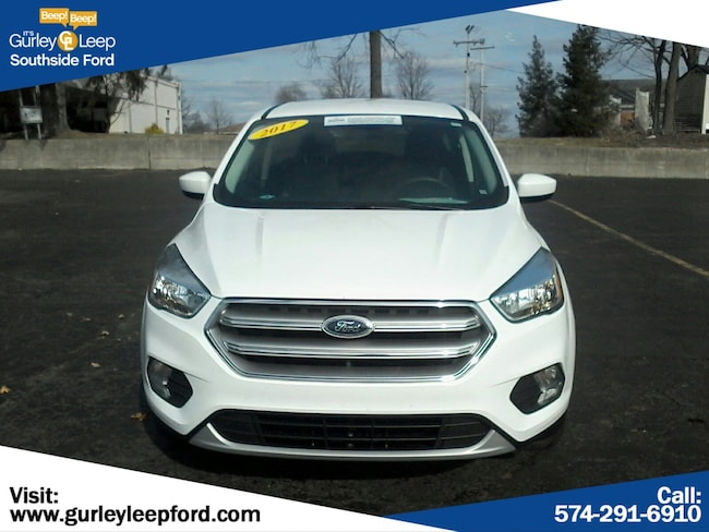 Certified Used 2017 Ford Escape SE Sport Utility in South Bend, IN