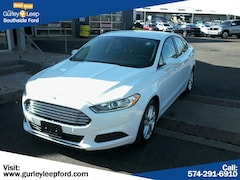 Used 2016 Ford Fusion SE 4dr Car 3FA6P0HD1GR308307 SouthBend,IN