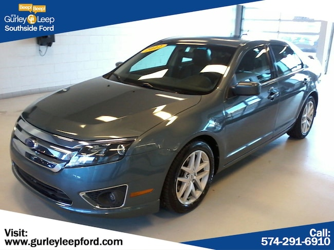 Used 2012 Ford Fusion SEL 4dr Car in South Bend, IN