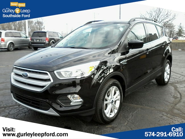Certified Used 2018 Ford Escape SE Sport Utility in South Bend, IN