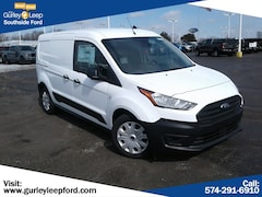 New 2019 Ford Transit Connect XL Van Cargo Van NM0LS7E23K1395960 SouthBend,IN