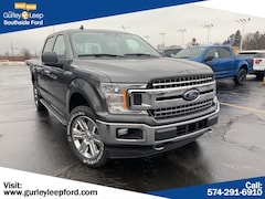 New 2019 Ford F-150 Truck SuperCrew Cab 1FTEW1E41KFA34065 SouthBend,IN