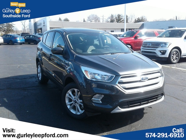 New 2019 Ford Escape SE SUV in South Bend, IN