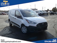 New 2019 Ford Transit Connect XL Van Cargo Van NM0LS7E27K1394519 SouthBend,IN