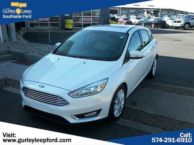 Used 2018 Ford Focus Titanium Hatchback in South Bend, IN